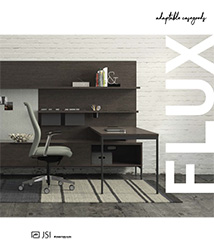 JSI Office Furniture Dealer: Metro Detroit | Discount Office Equipment - j_flux_lit-2-1